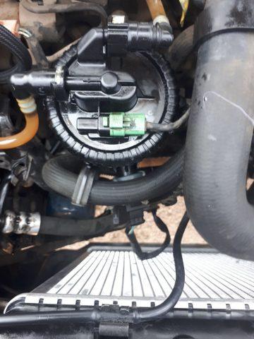 Корпус топливного фильтра Citroen Berlingo дизель