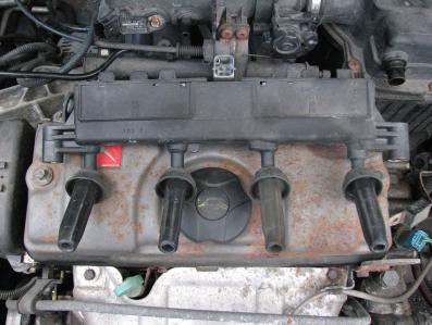 Модуль катушек зажигания Citroen Berlingo