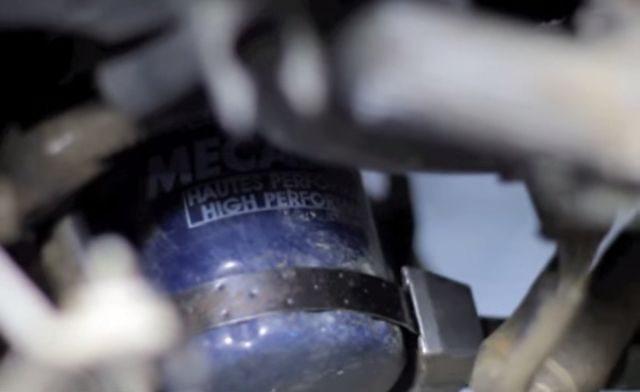 Масляный фильтр Citroen Berlingo