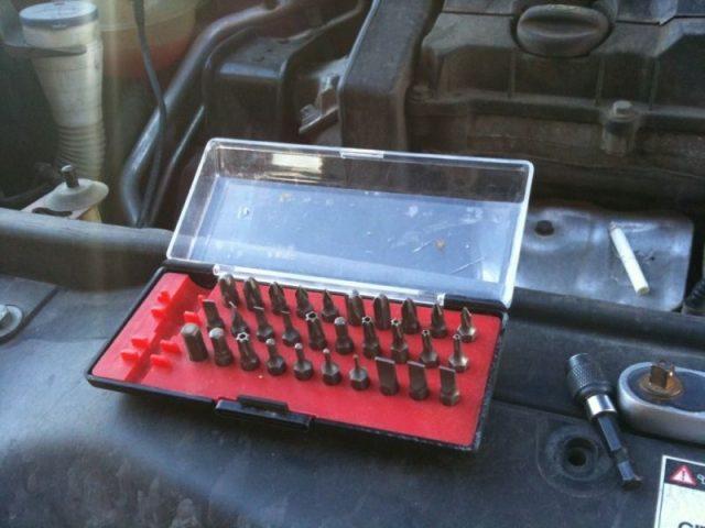 Набор для ремонта Citroen C4