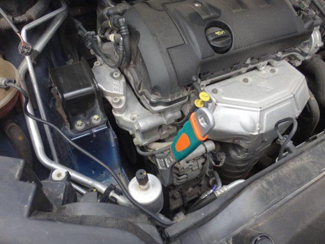 Шкив генератора Citroen C4