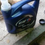 Моторное масло Citroen C4