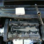 Трубки вентиляции картерных газов Citroen C4