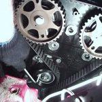 Замена ремня ГРМ Citroen C4