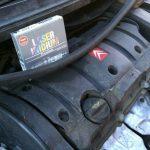 Верхняя крышка двигателя Citroen C4