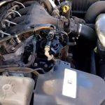 Замена топливного фильтра Citroen C5