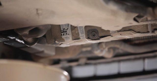 Сливная пробка Citroen C5