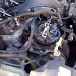 Корпус топливного фильтра Citroen C5