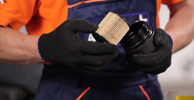 Фильтрующий элемент масла Citroen C5