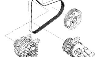 Замена ремня генератора Renault Kaptur