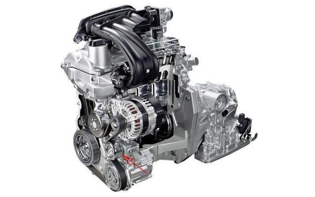 Двигатель Renault Kaptur