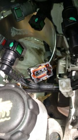 Замена топливного фильтра Renault Koleos дизель