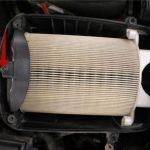 Крепление фильтрующего элемента Skoda Octavia A5