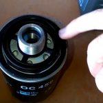 Масляный фильтр Skoda Octavia A5