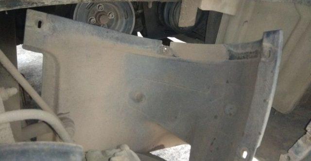 Подкрылок Skoda Octavia A5