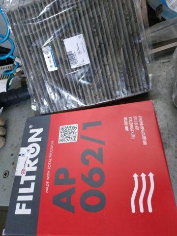 Воздушный фильтр Skoda Octavia A7
