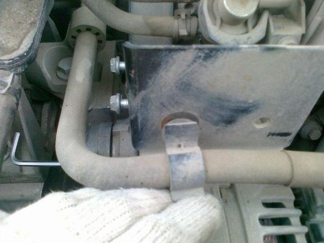Топливная трубка Skoda Octavia A7