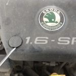 Заглушка крышки двигателя Skoda Octavia Tour
