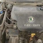 Крышка двигателя Skoda Octavia Tour