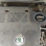 Защитная крышка двигателя Skoda Octavia Tour