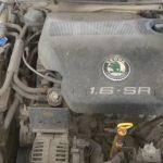 Двигатель Skoda Octavia Tour