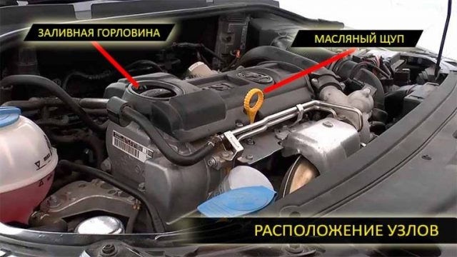 Двигатель Skoda Rapid