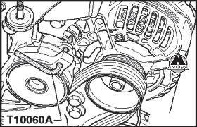 Ремень привода Skoda Rapid