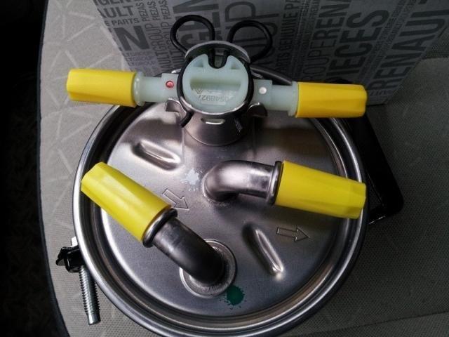 Фильтр топлива Renault Scenic (дизель)