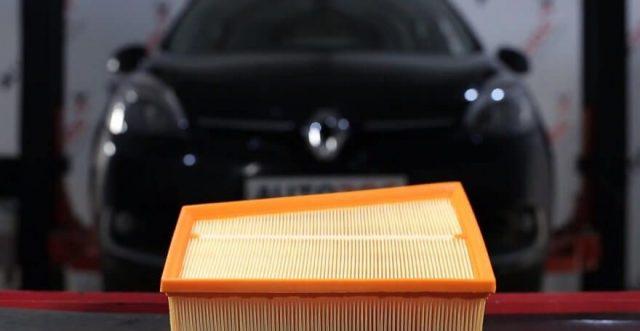 Воздушный фильтр Renault Scenic