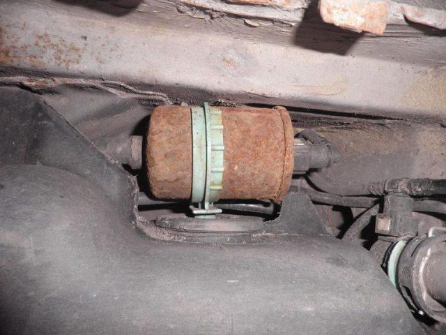 Топливный фильтр Citroen Xsara