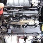Крепление модуля зажигания Citroen Xsara