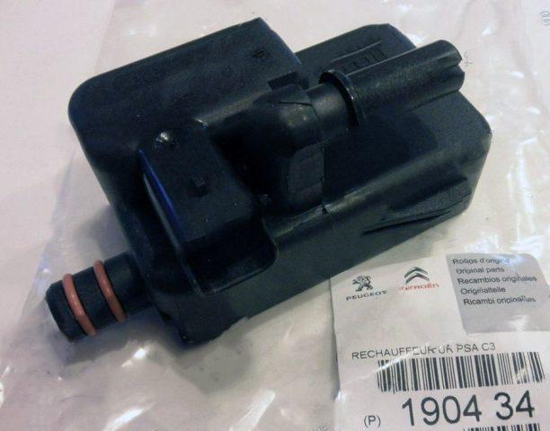 Топливный фильтр Peugeot 207