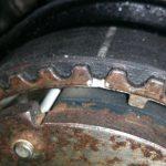 Замена ремня ГРМ Peugeot 207