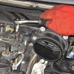 Дроссель Peugeot 207