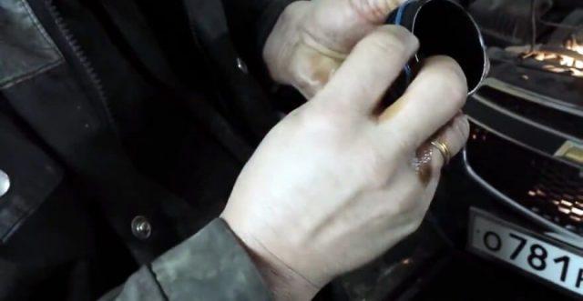 Крышка масляного фильтра Шевроле Круз
