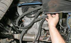 Замена ремня вспомогательных агрегатов Chevrolet Epica
