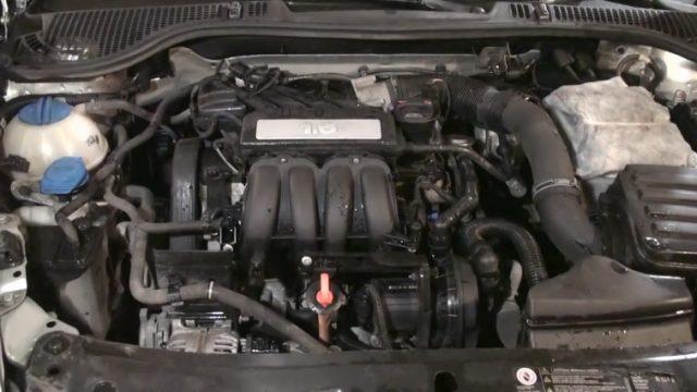 Замена ремня ГРМ Skoda Octavia A5